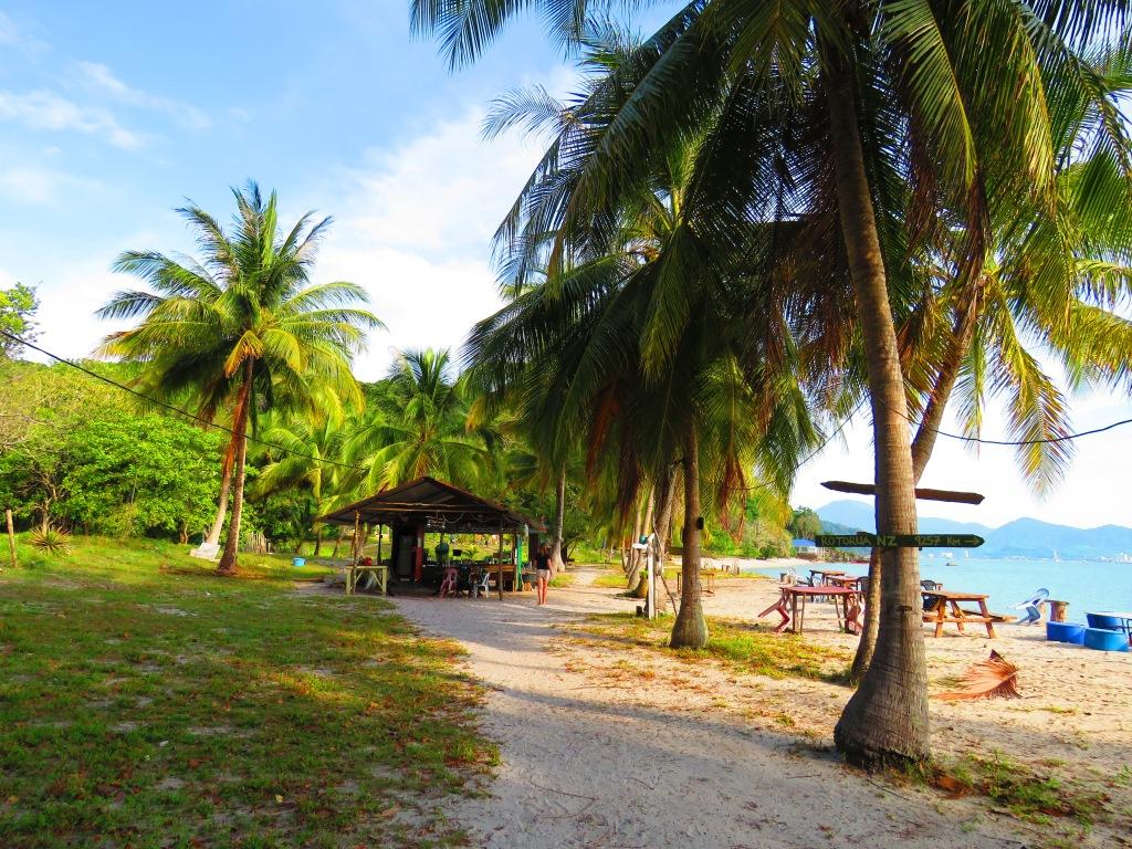 Wild Pasir Panjang - Tuba Island - Langkawi