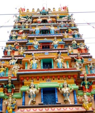 Burma - Hindutempel